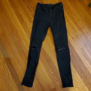 American eagle washed black Jeans